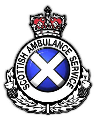 Scottish Ambulance Logo